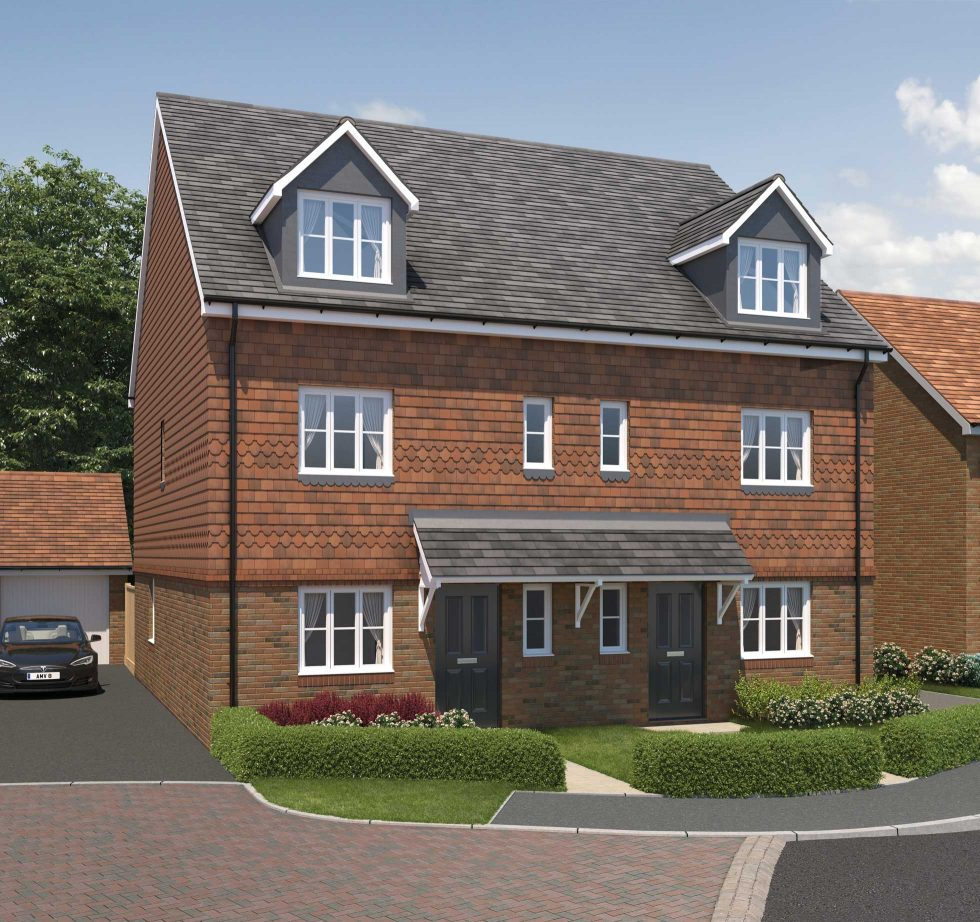 The Hartfield – Plot 121