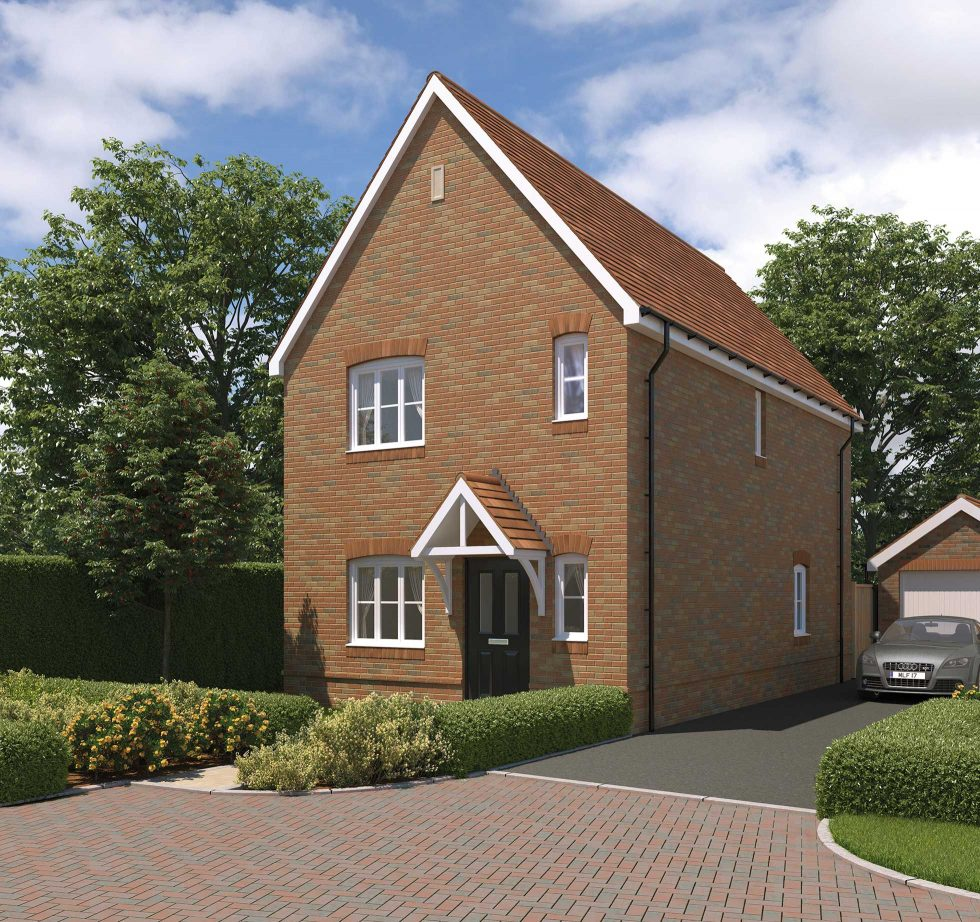 Plot 91 – The Woodston