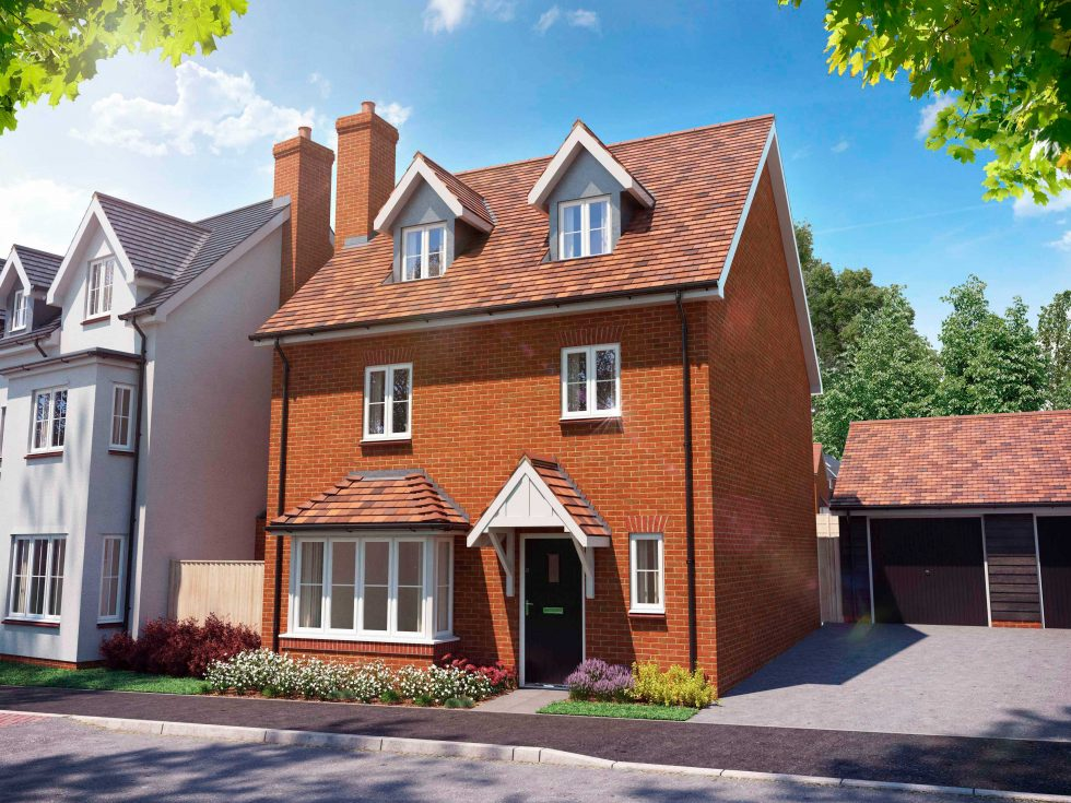 Plot 37 – The Stortford