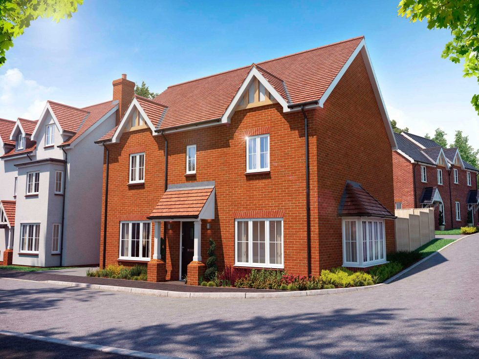 Plot 8 – The Woodside