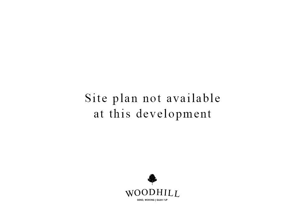 Plot 1 – The Buttermere Siteplan