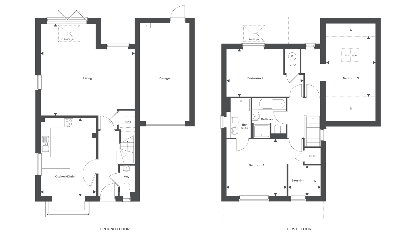 Halsey Meadows, Bramley Launching This Saturday! Floor plan