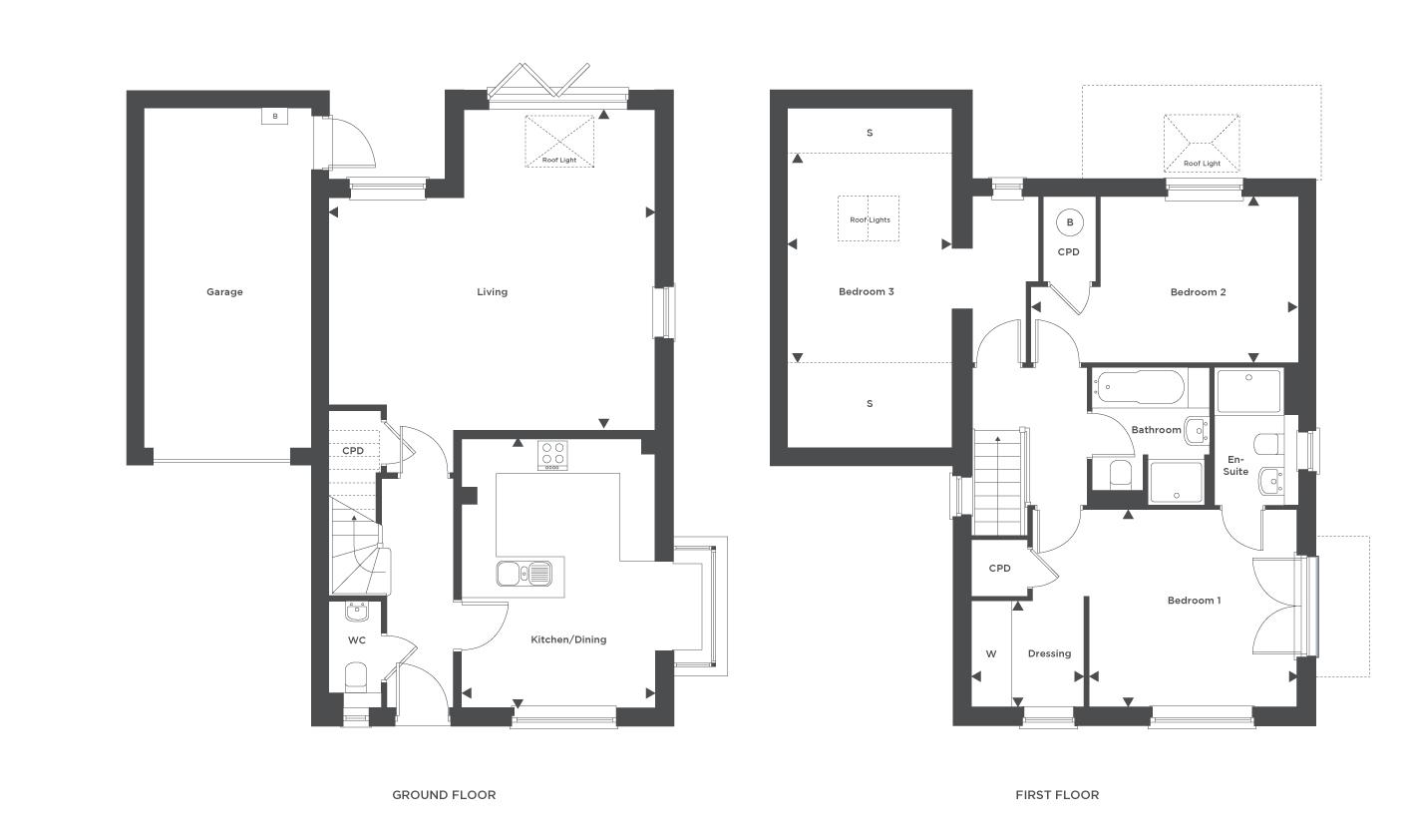 → Floor plan