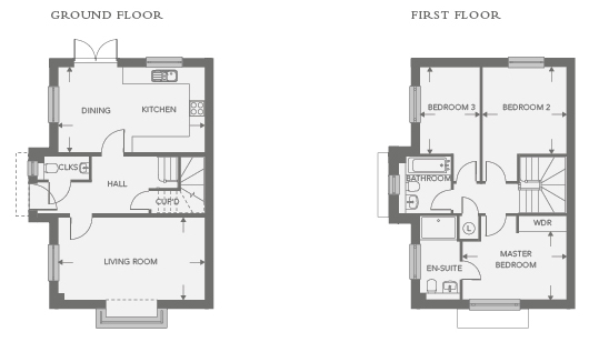 Plot 21 – The Ascott Floor plan